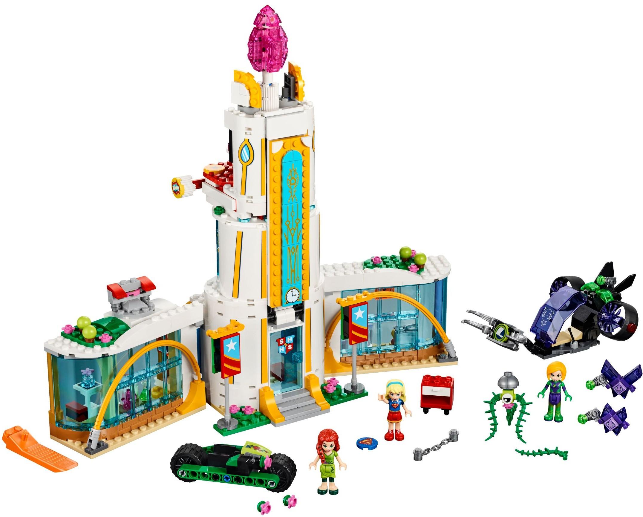 Mua đồ chơi LEGO 41232 - LEGO DC Super Hero Girls 41232 - Học Viện Siêu Nhân (LEGO DC Super Hero Girls Super Hero High School 41232)
