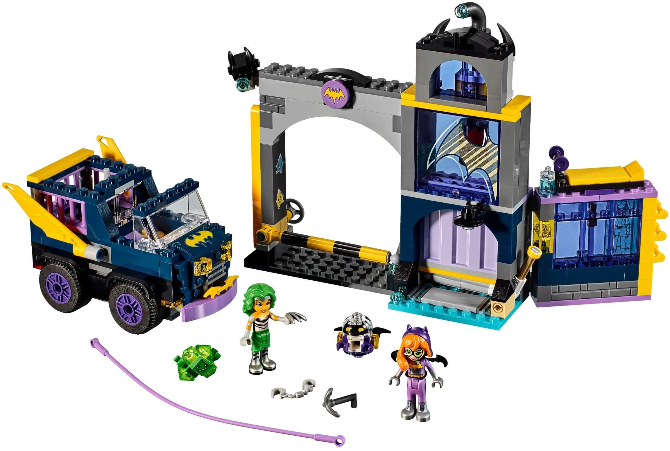 Mua đồ chơi LEGO 41237 - LEGO Super Hero Girls 41237 - Căn Cứ Bí Mật của Batgirl (LEGO Super Hero Girls Batgirl Secret Bunker)