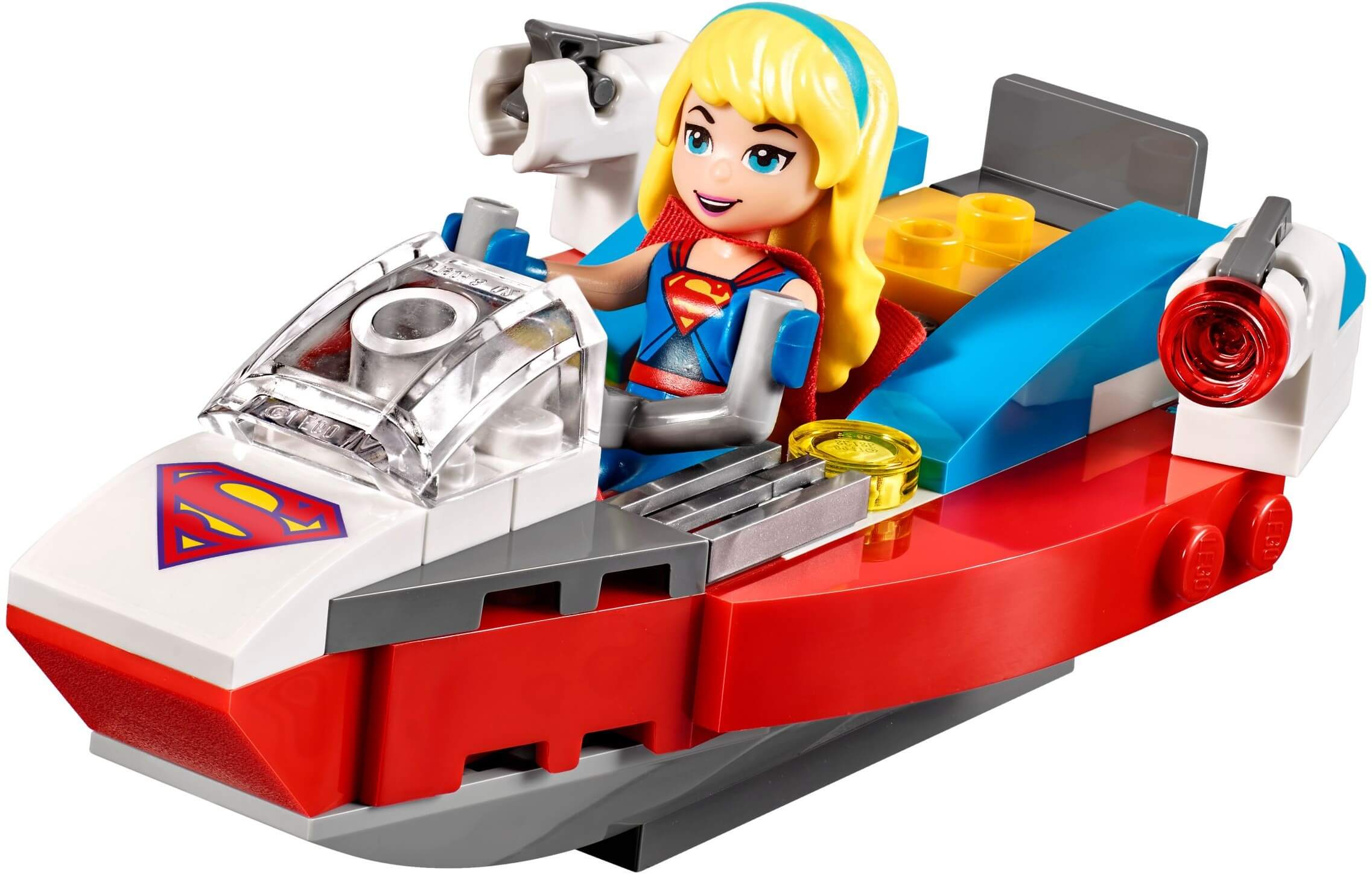 Mua đồ chơi LEGO 41238 - LEGO Super Hero Girls 41238 - Nhà Máy Kryptomite của Lena Luthor (LEGO Super Hero Girls Lena Luthor Kryptomite Factory)