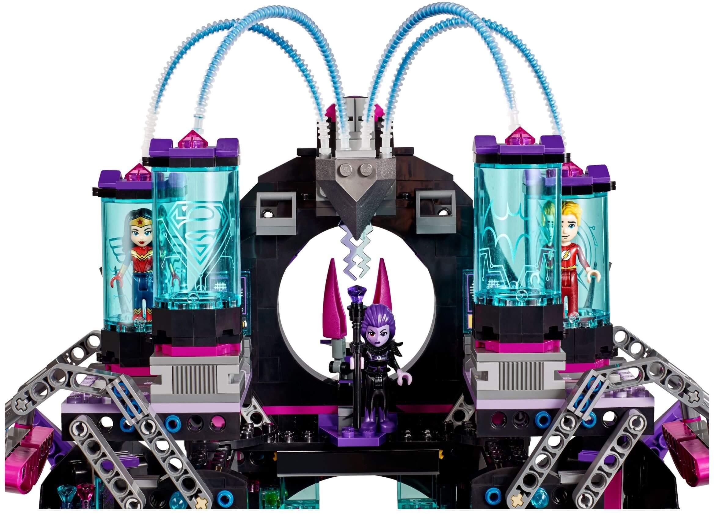 Mua đồ chơi LEGO 41239 - LEGO Super Hero Girls 41239 - Lâu Đài Ma Thuật của Eclipso (LEGO Super Hero Girls Eclipso Dark Palace)