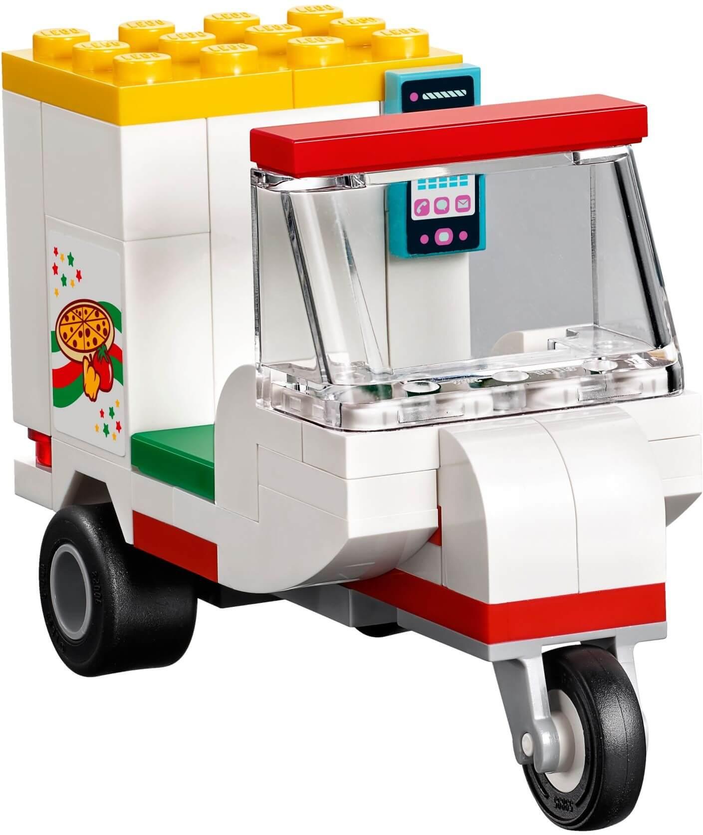 Mua đồ chơi LEGO 41311 - LEGO Friends 41311 - Tiệm Bánh Pizza Heartlake (LEGO 41311 Heartlake Pizzeria)