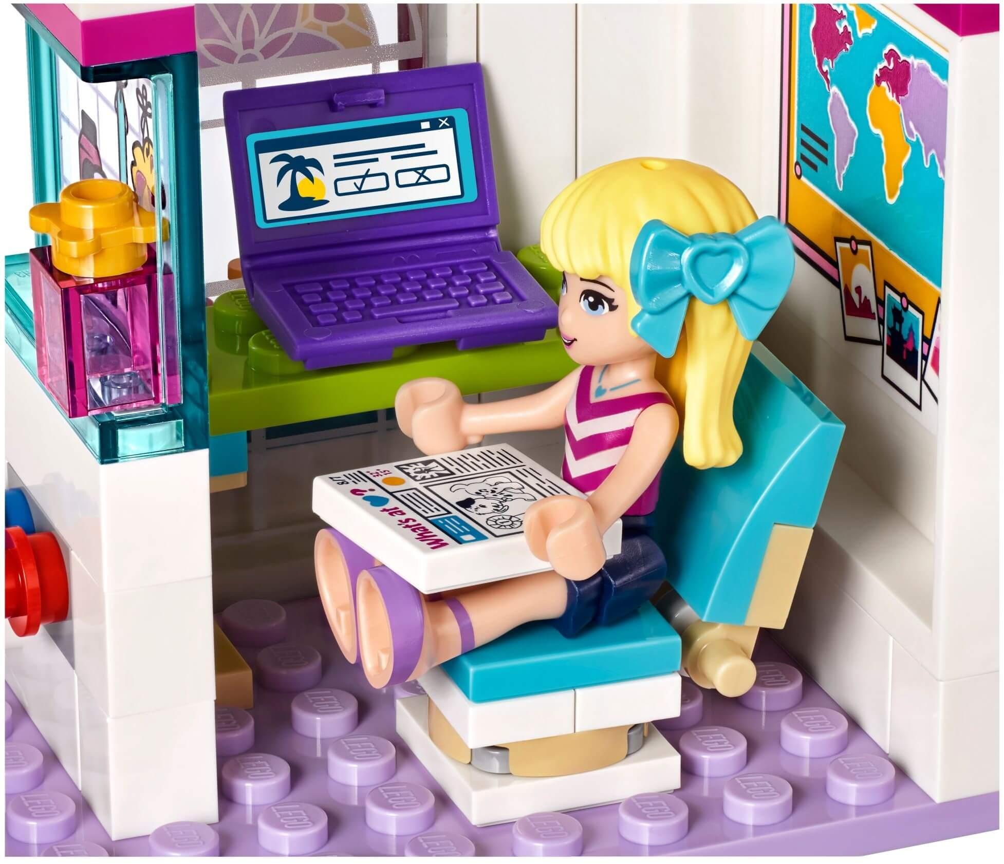 Mua đồ chơi LEGO 41314 - LEGO Friends 41314 - Ngôi Nhà của Stephanie (LEGO 41314 Stephanie's House)