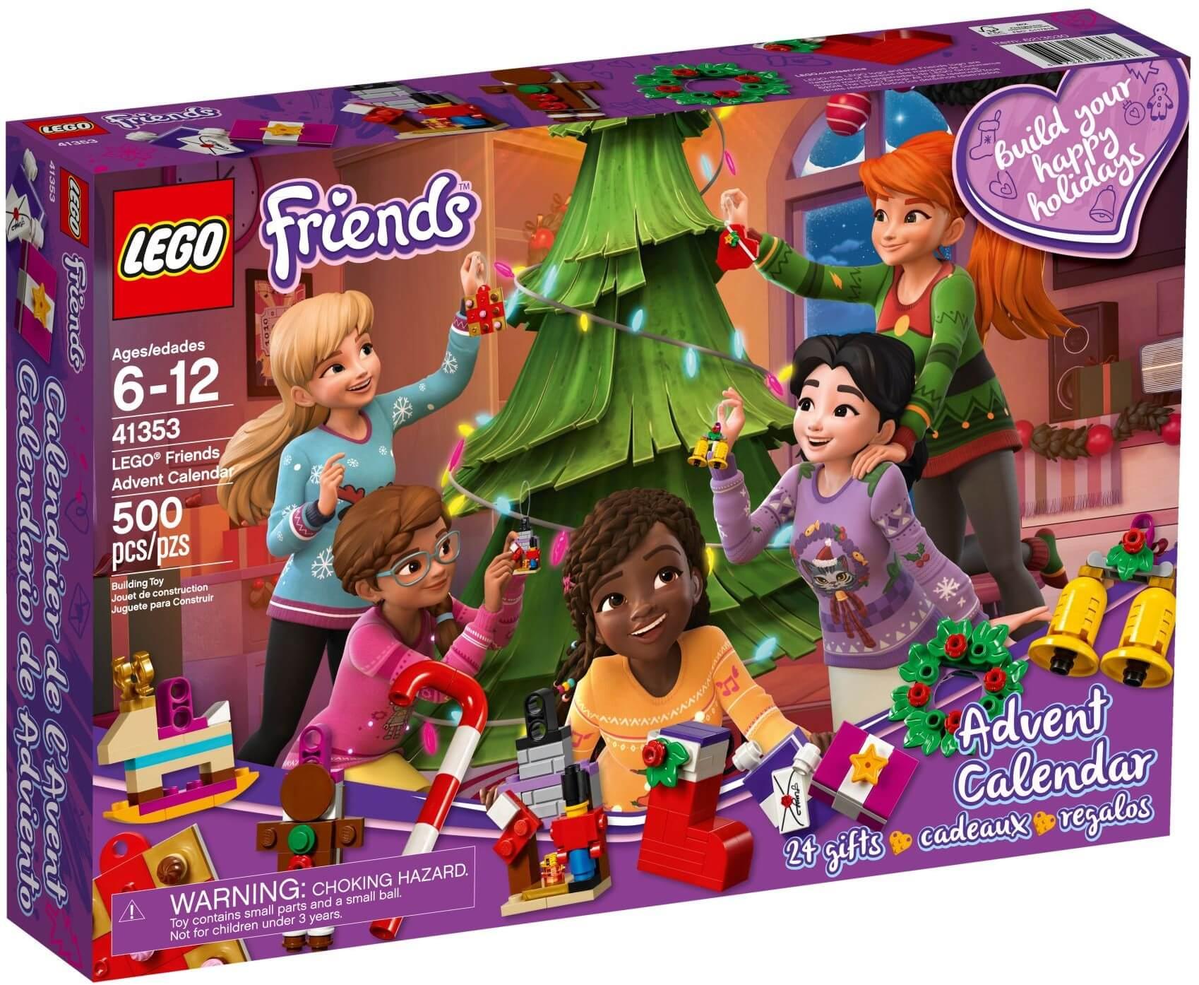 Mua đồ chơi LEGO 41353 - LEGO Friends 41353 - Bộ Lịch Giáng Sinh LEGO Friends Advent Calendar (LEGO 41353 LEGO Friends Advent Calendar)