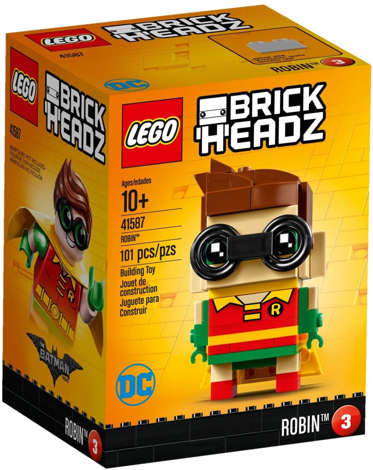 Mua đồ chơi LEGO 41587 - LEGO 41587 - Robin (LEGO Batman Movie 41587 - Robin)
