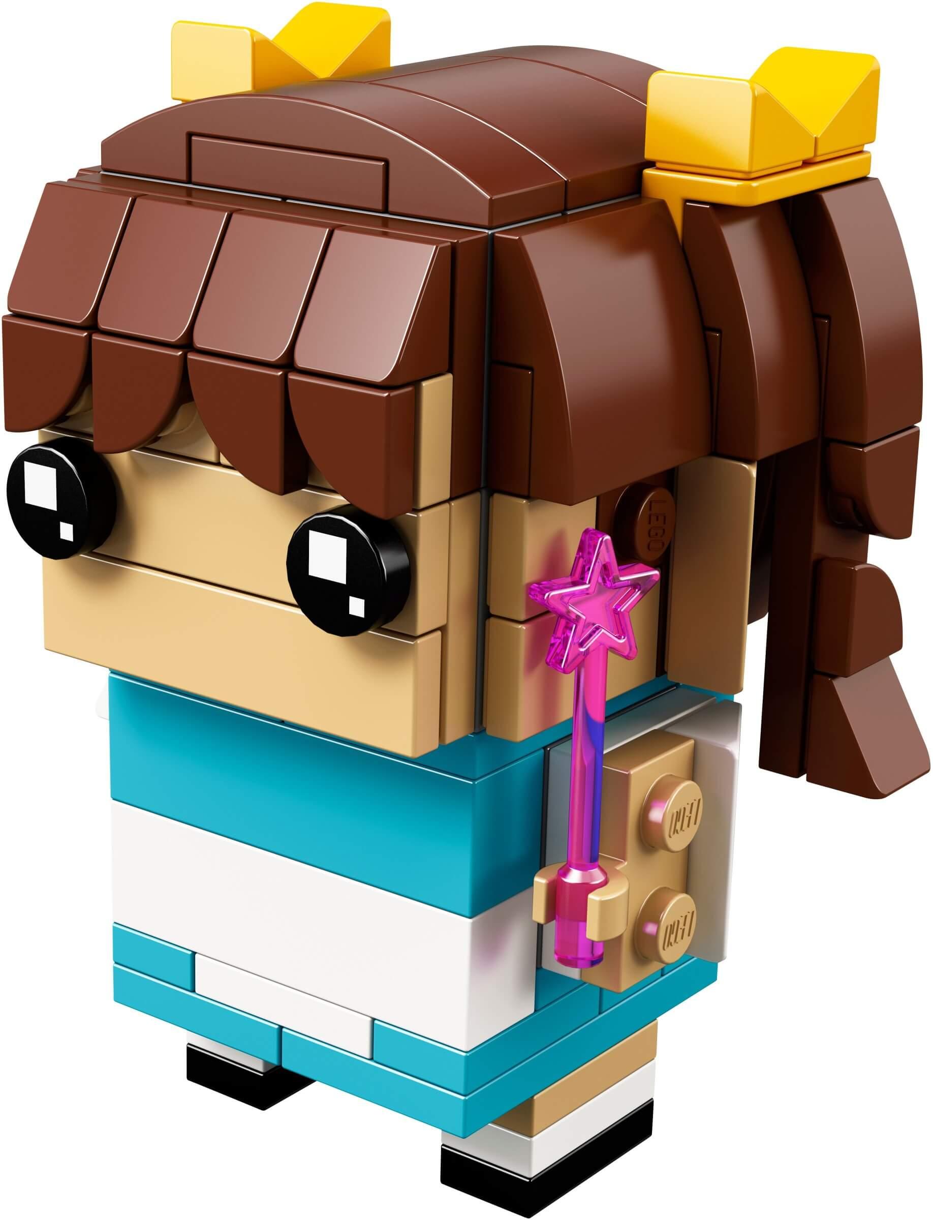 Mua đồ chơi LEGO 41597 - LEGO Ideas 41597 - Bộ Xếp Hình Nhân Vật Brickheadz (LEGO 41597 Go Brick Me)