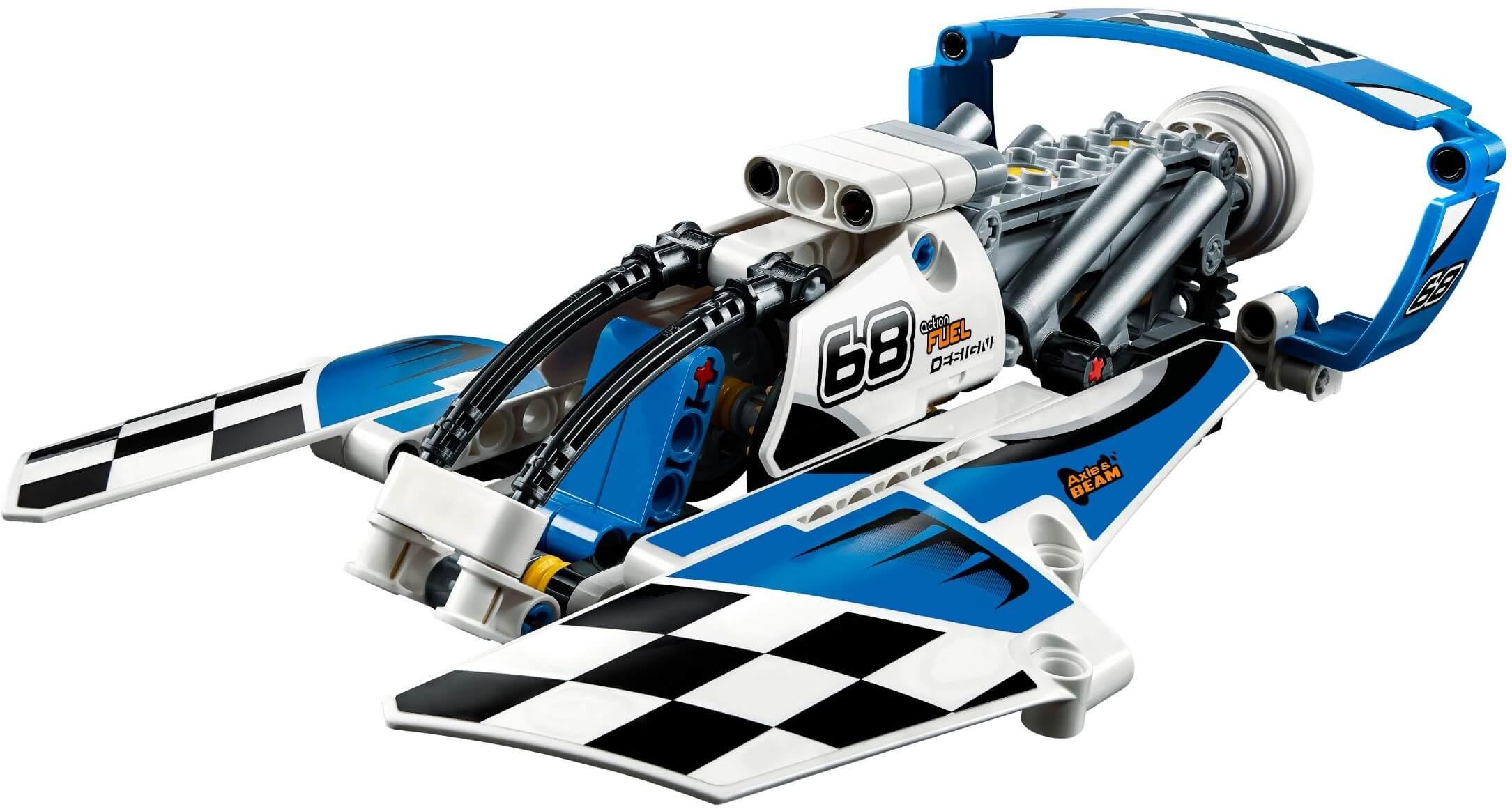 Mua đồ chơi LEGO 42045 - LEGO Technic 42045 - Thuyền đua siêu tốc (LEGO Technic Hydroplane Racer 42045)
