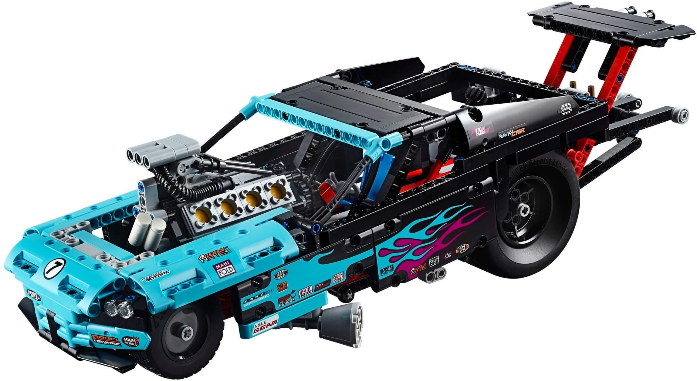 Mua đồ chơi LEGO 42050 - LEGO Technic 42050 - Xe đua cơ bắp (LEGO Technic Drag Racer 42050)