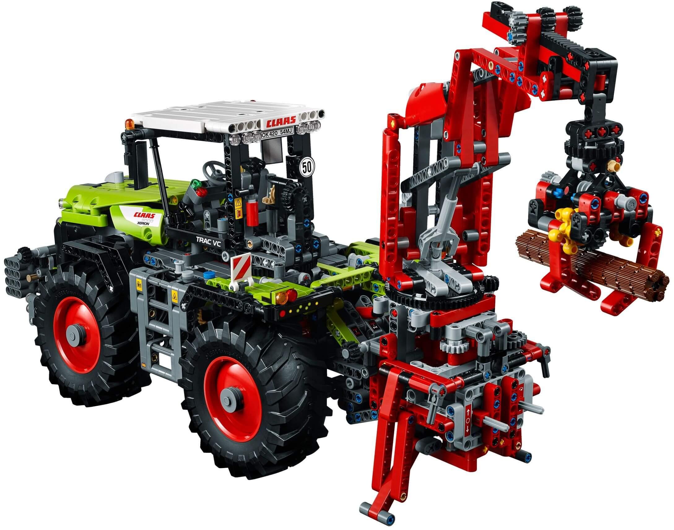 Mua đồ chơi LEGO 42054 - LEGO Technic 42054 - Đầu Máy Nông Nghiệp Claas Xerion 5000 Trac Vc (LEGO Technic Claas Xerion 5000 Trac Vc 42054)