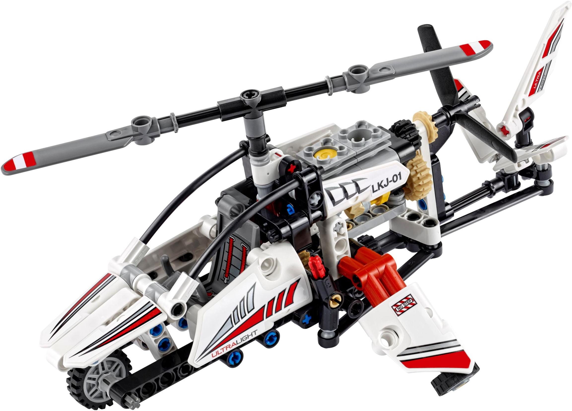 Mua đồ chơi LEGO 42057 - LEGO Technic 42057 - Trực Thăng Biểu Diễn (LEGO Technic Ultralight Helicopter 42057)