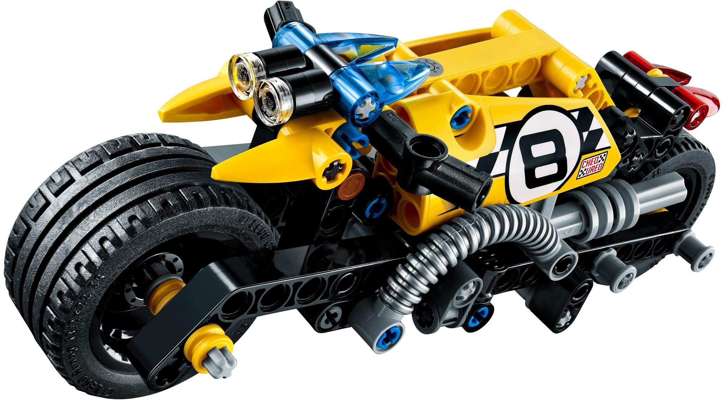 Mua đồ chơi LEGO 42058 - LEGO Technic 42058 - Siêu Mô Tô Biểu Diễn (LEGO Technic Stunt Bike 42058)