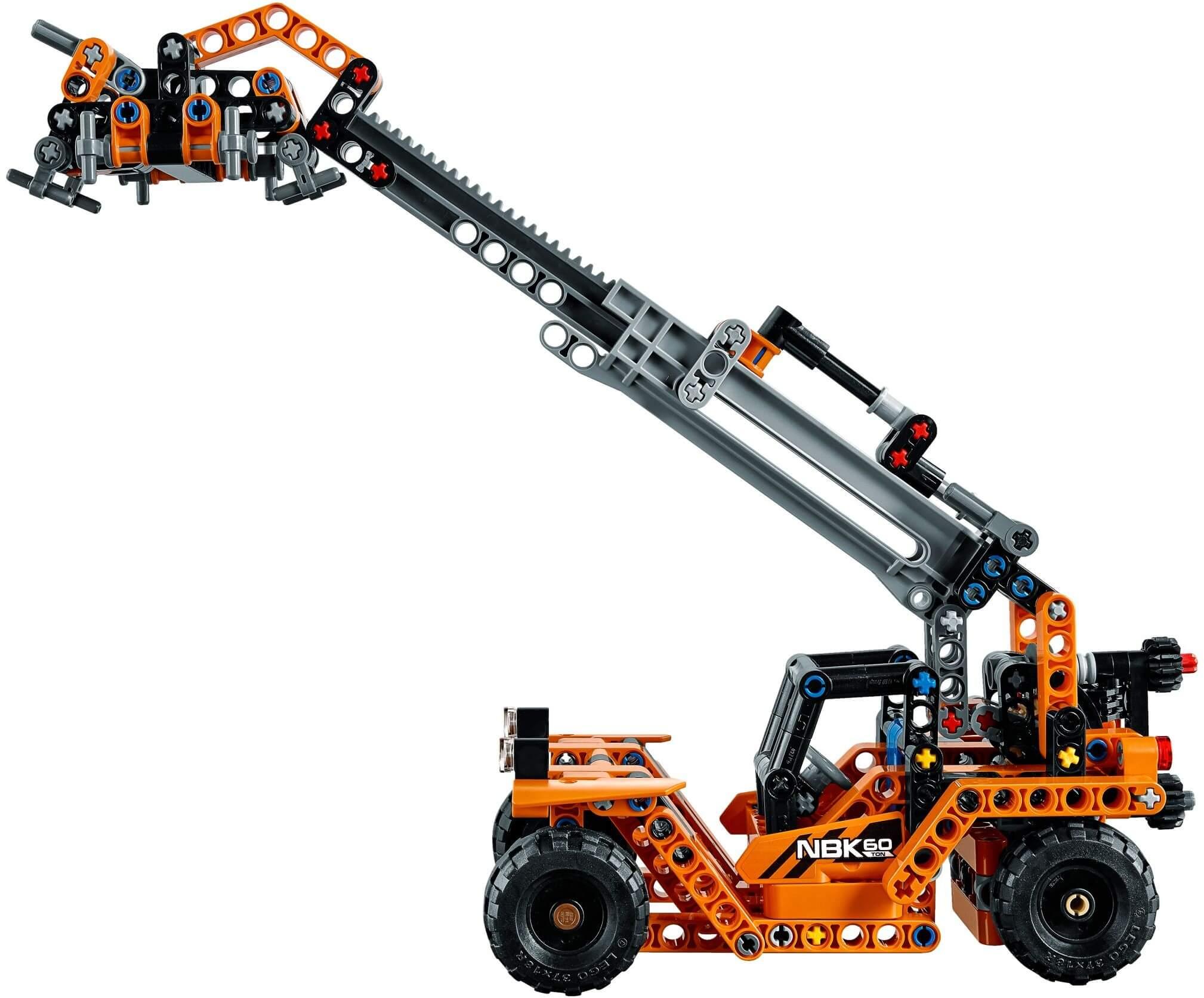Mua đồ chơi LEGO 42062 - LEGO Technic 42062 - Xe Container và Xe Nâng (LEGO 42062 Container Yard)