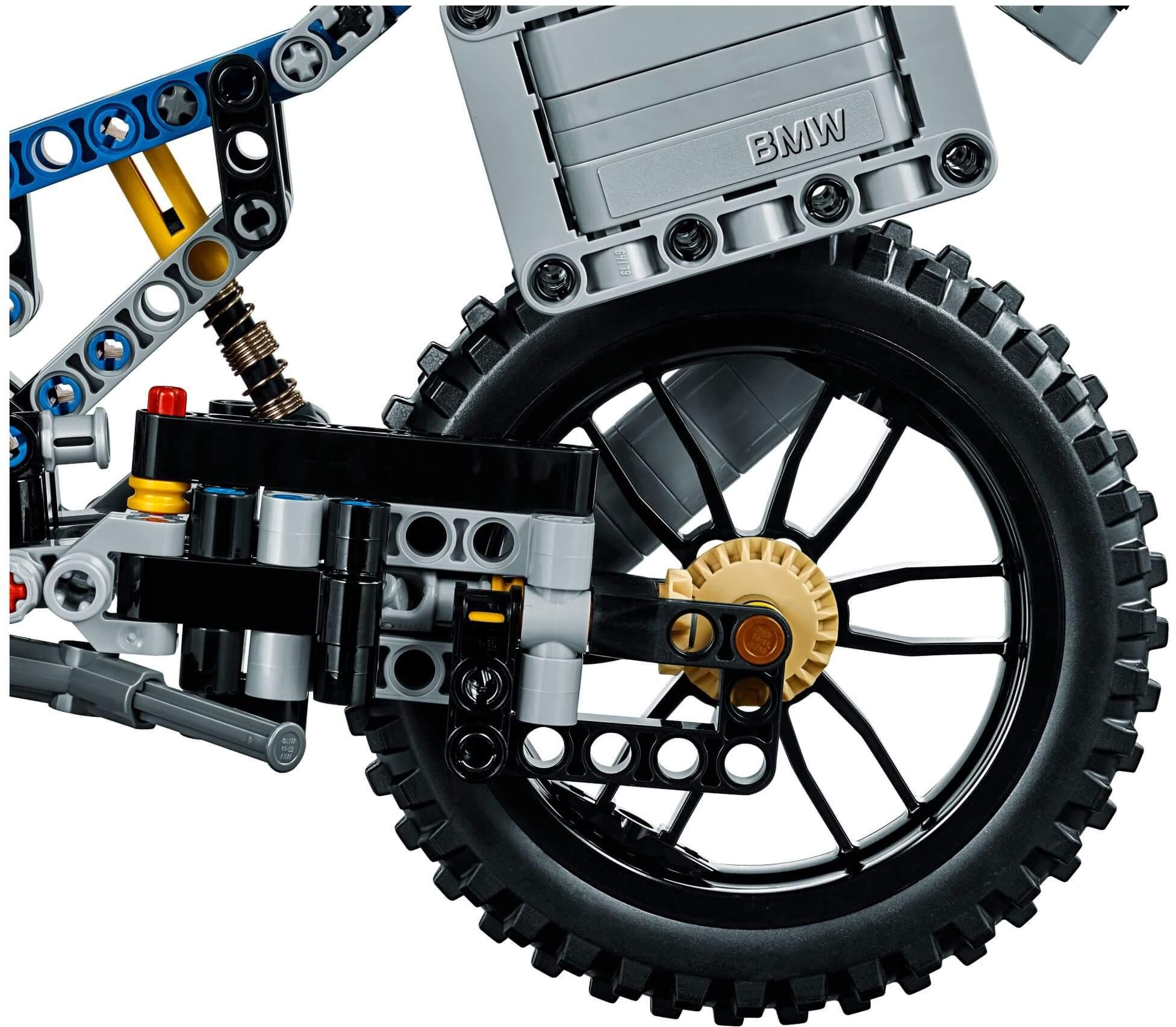 Mua đồ chơi LEGO 42063 - LEGO Technic 42063 - Xe Mô Tô BMW R 1200 GS Adventure (LEGO 42063 BMW R 1200 GS Adventure)