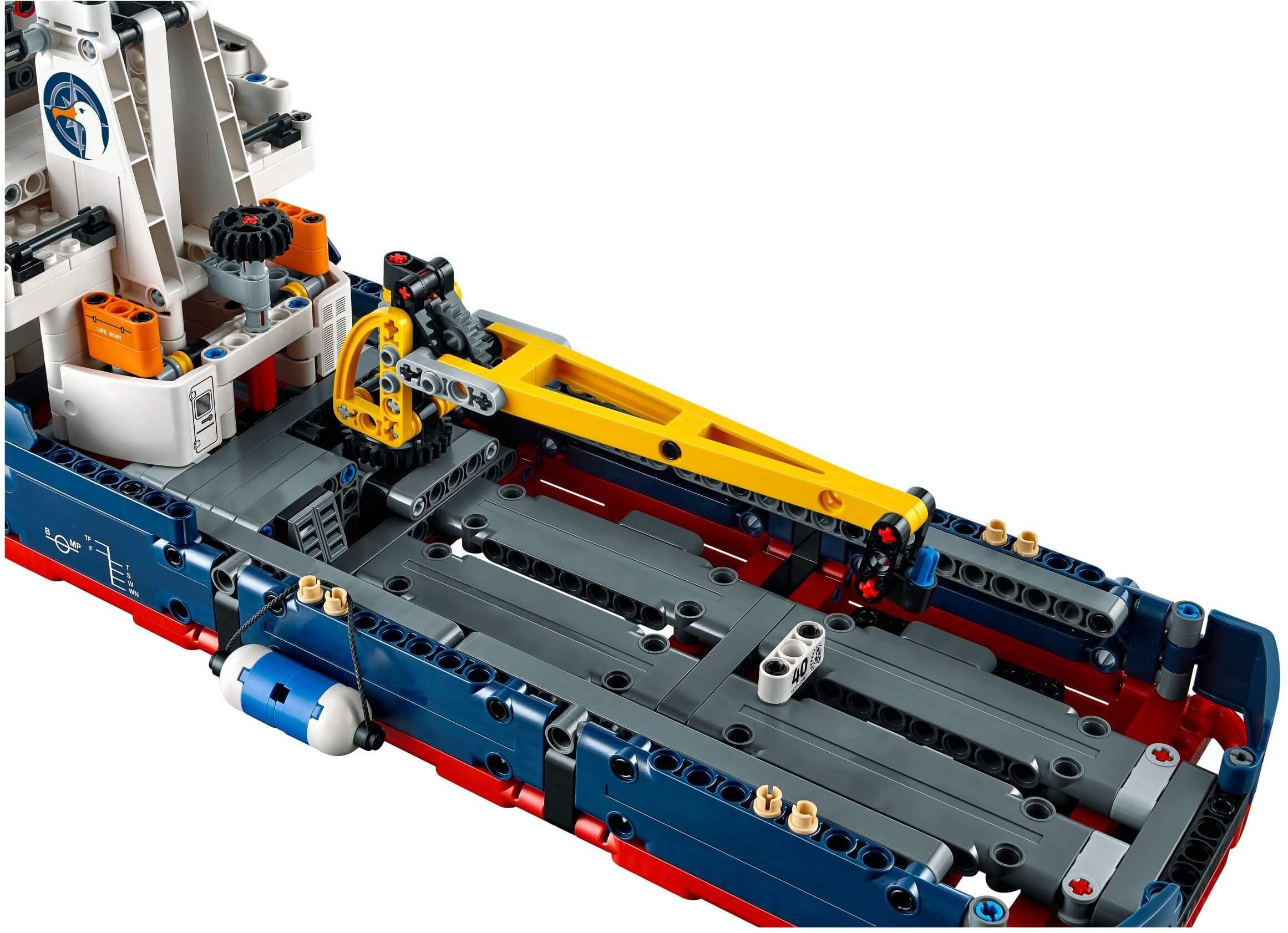 Mua đồ chơi LEGO 42064 - LEGO Technic 42064 - Tàu Thám Hiểm Đại Dương (LEGO 42064 Ocean Explorer)