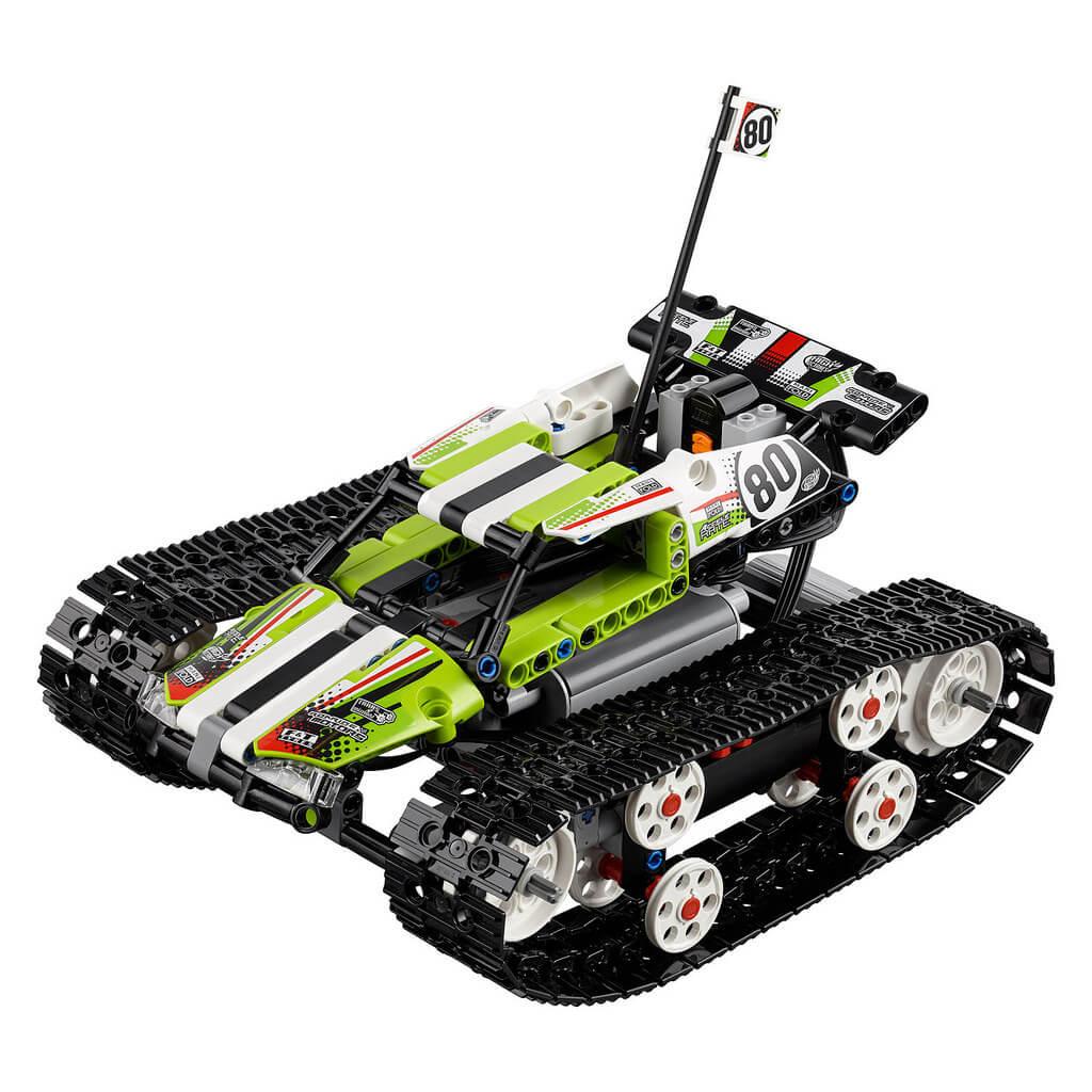 Mua đồ chơi LEGO 42065 - LEGO Technic 42065 - Xe Địa Hình RC điều khiển từ xa (LEGO 42065 RC Tracked Racer)