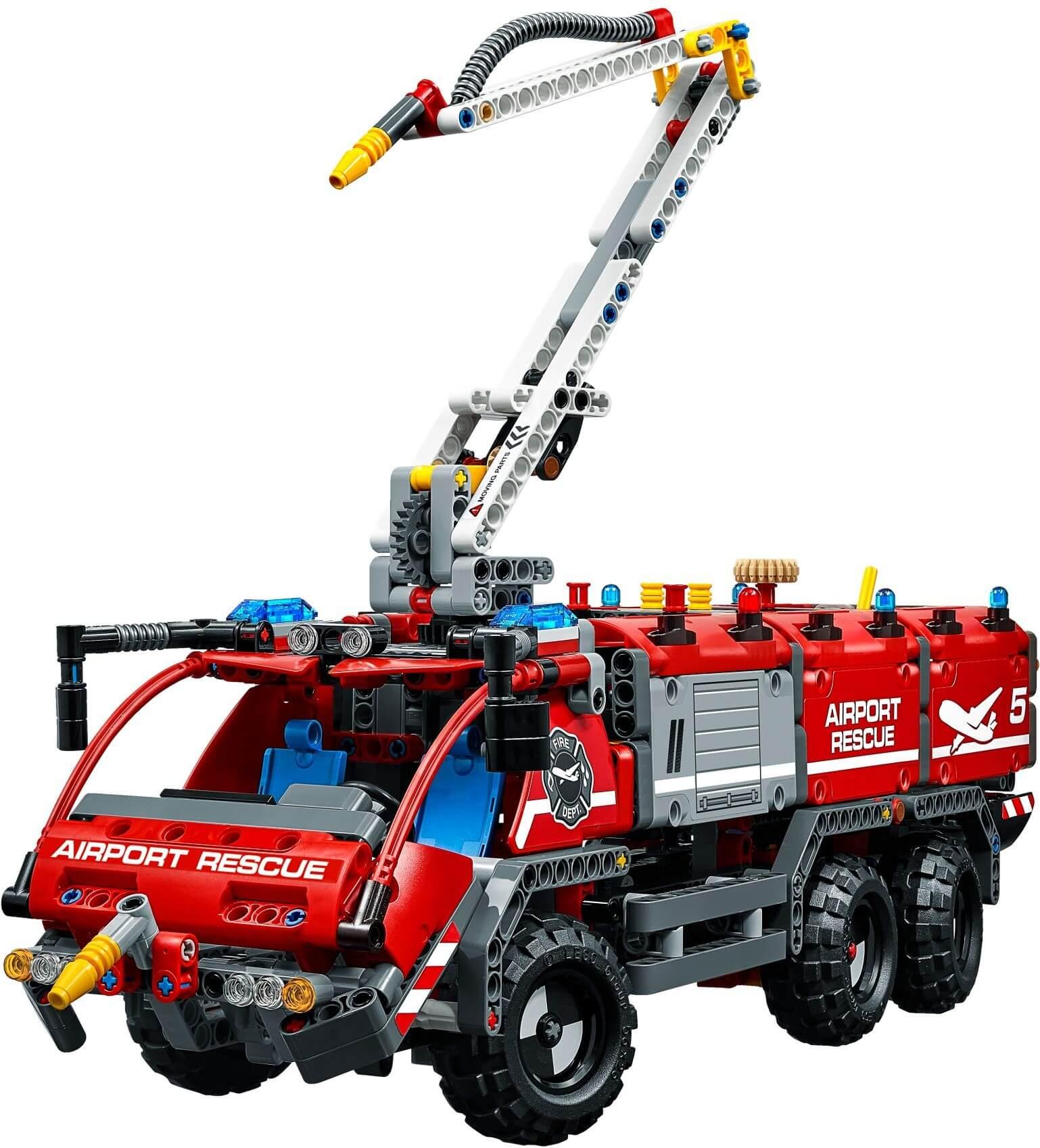 Mua đồ chơi LEGO 42068 - LEGO Technic 42068 - Xe Tải Cứu Hộ Sân Bay (LEGO Technic Airport Rescue Vehicle)
