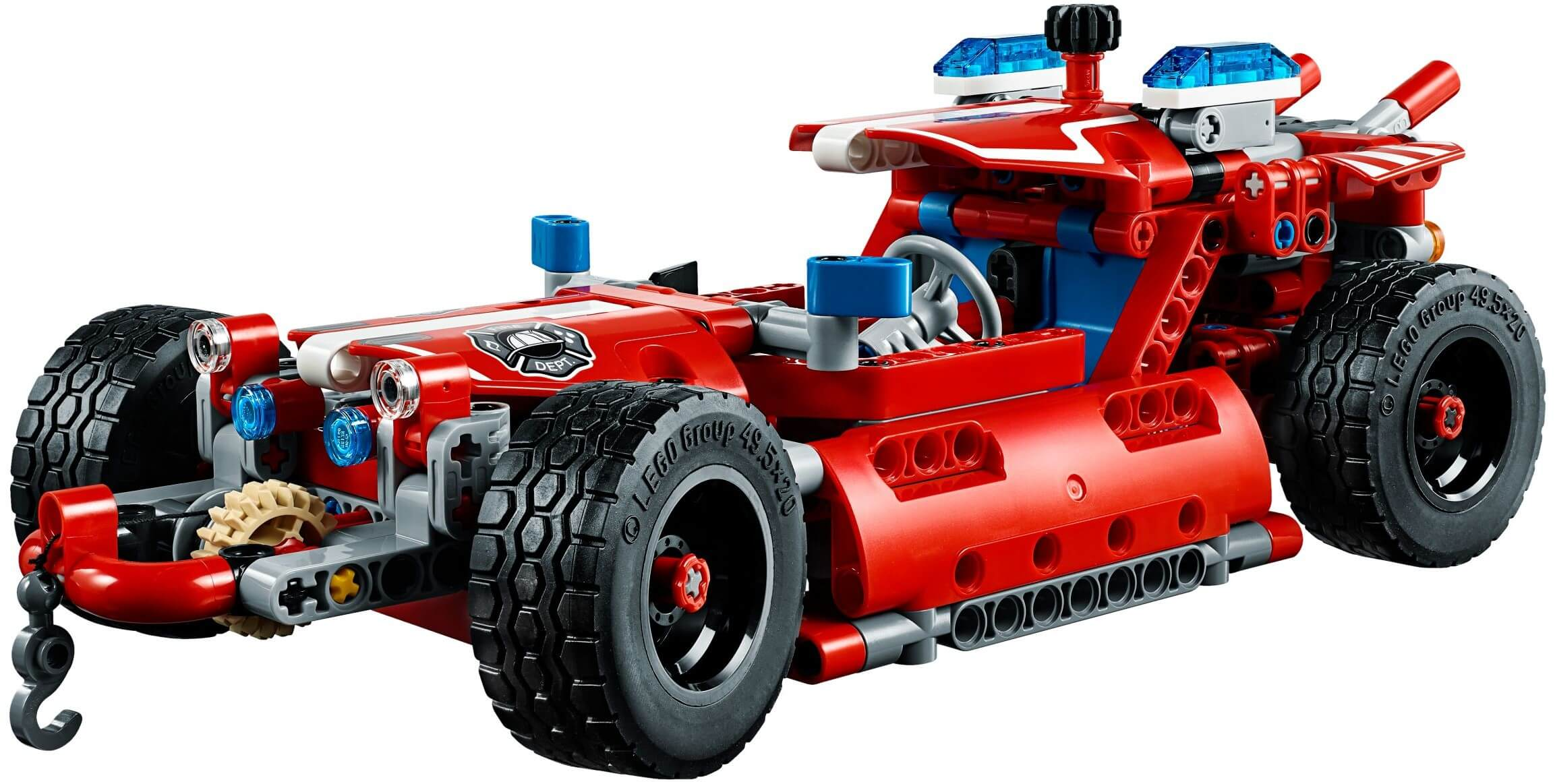 Mua đồ chơi LEGO 42075 - LEGO Technic 42075 - Xe Cứu Hỏa (LEGO Technic 42075 First Responder)