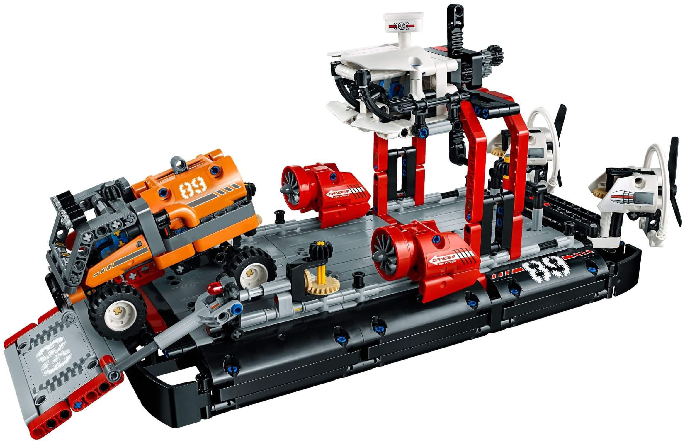 Mua đồ chơi LEGO 42076 - LEGO Technic 42076 - Tàu Đệm Khí (LEGO Technic 42076 Hovercraft)