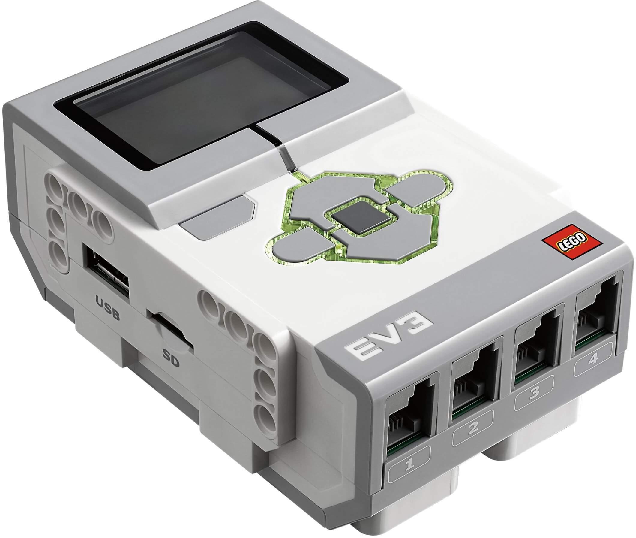 Mua đồ chơi LEGO 45500 - LEGO Mindstorms 45500 - Bộ vi xử lí trung tâm Mindstorms EV3