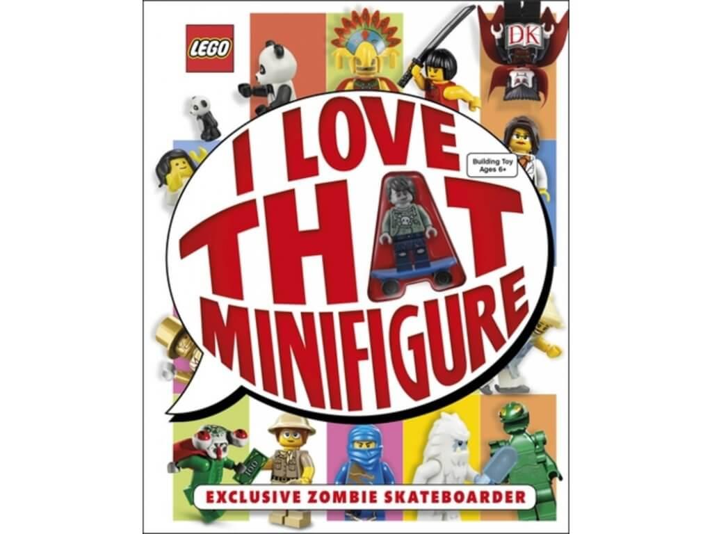 Mua đồ chơi LEGO 5004907 - Sách LEGO: I Love That Minifigure (Mã: 5004907)