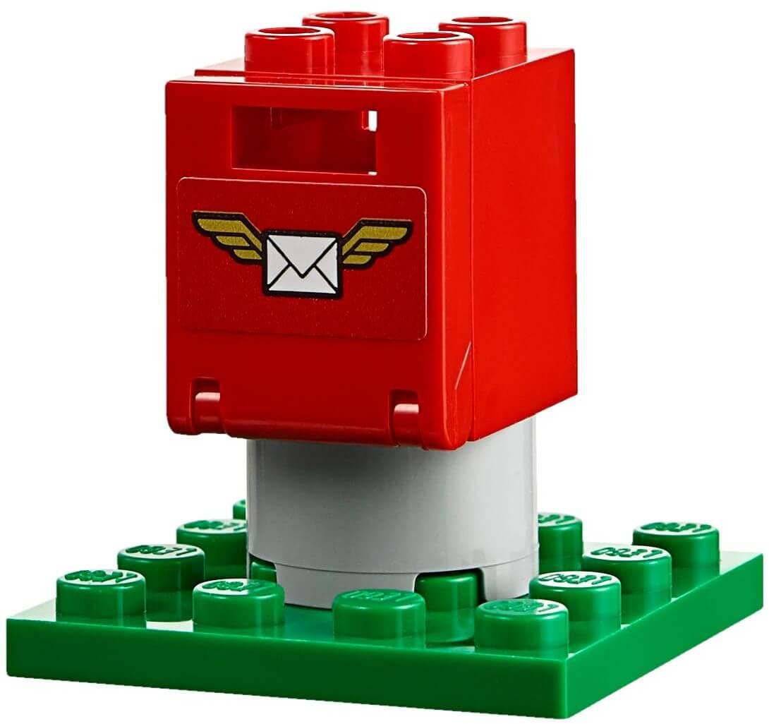 Mua đồ chơi LEGO 60100 - LEGO City 60100 - Trực Thăng đưa Thư (LEGO City Airport Starter Set 60100)