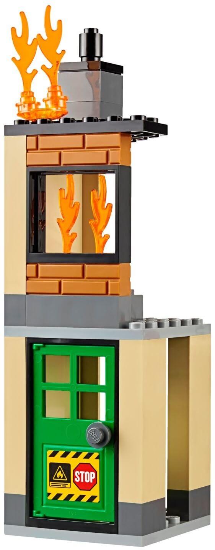 Mua đồ chơi LEGO 60112 - LEGO City 60112 - Xe Cứu Hỏa Lớn (LEGO City Fire Engine 60112)