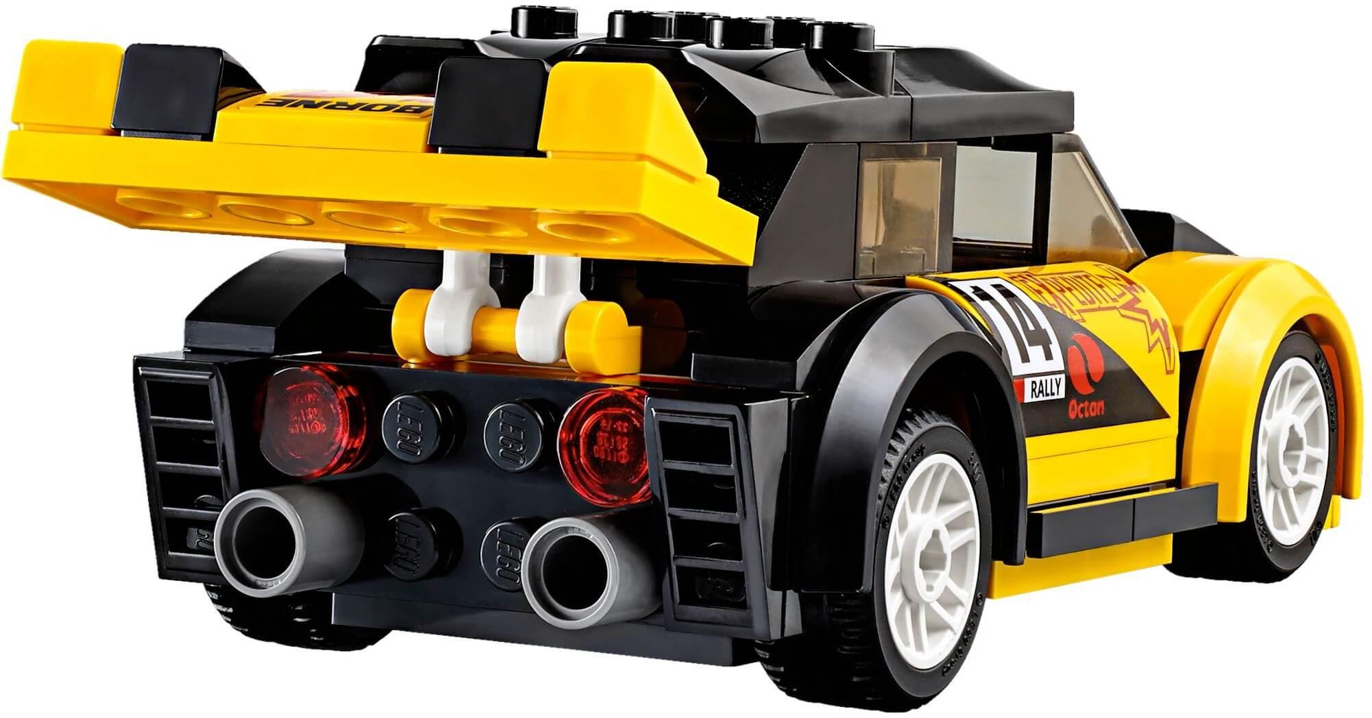 Mua đồ chơi LEGO 60113 - LEGO City 60113 - Xe Đua Siêu Tốc (LEGO City Rally Car 60113)