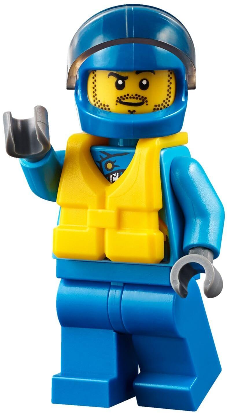 Mua đồ chơi LEGO 60114 - LEGO City 60114 - Thuyền Đua Siêu Tốc (LEGO City Race Boat 60114)