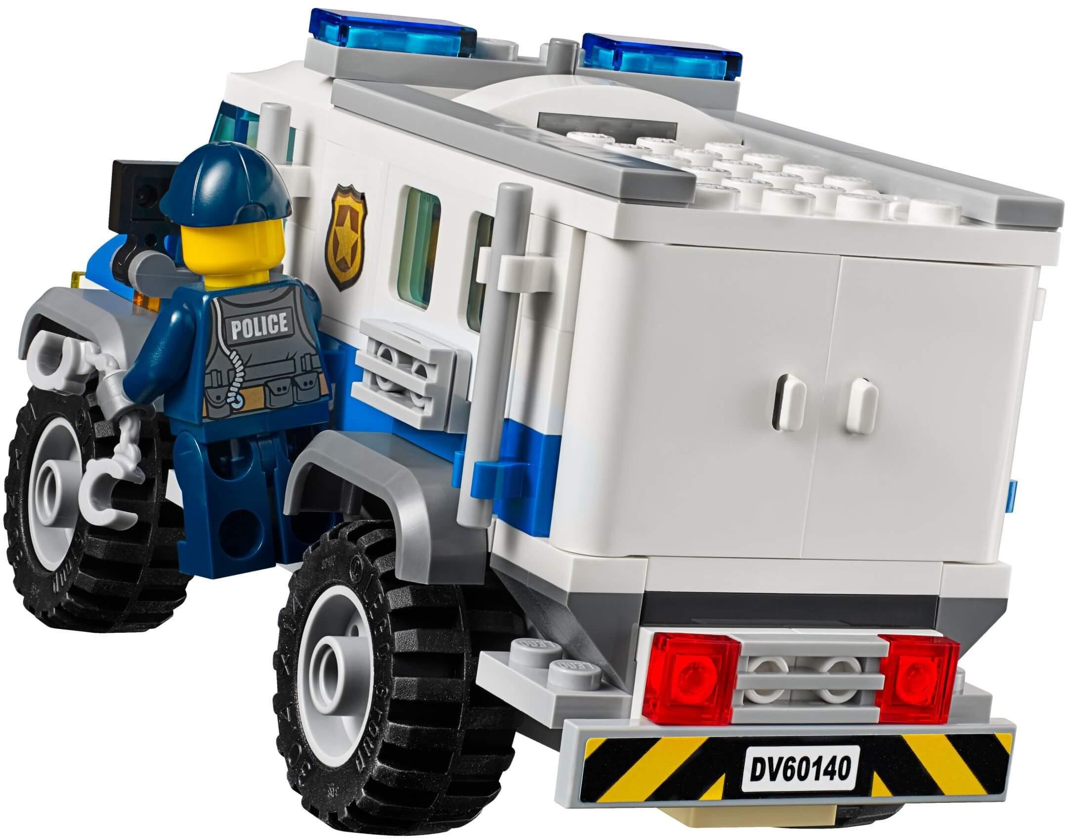 Mua đồ chơi LEGO 60140 - LEGO City 60140 - Xe Ủi tấn công Ngân hàng (LEGO 60140 Bulldozer Break-in)