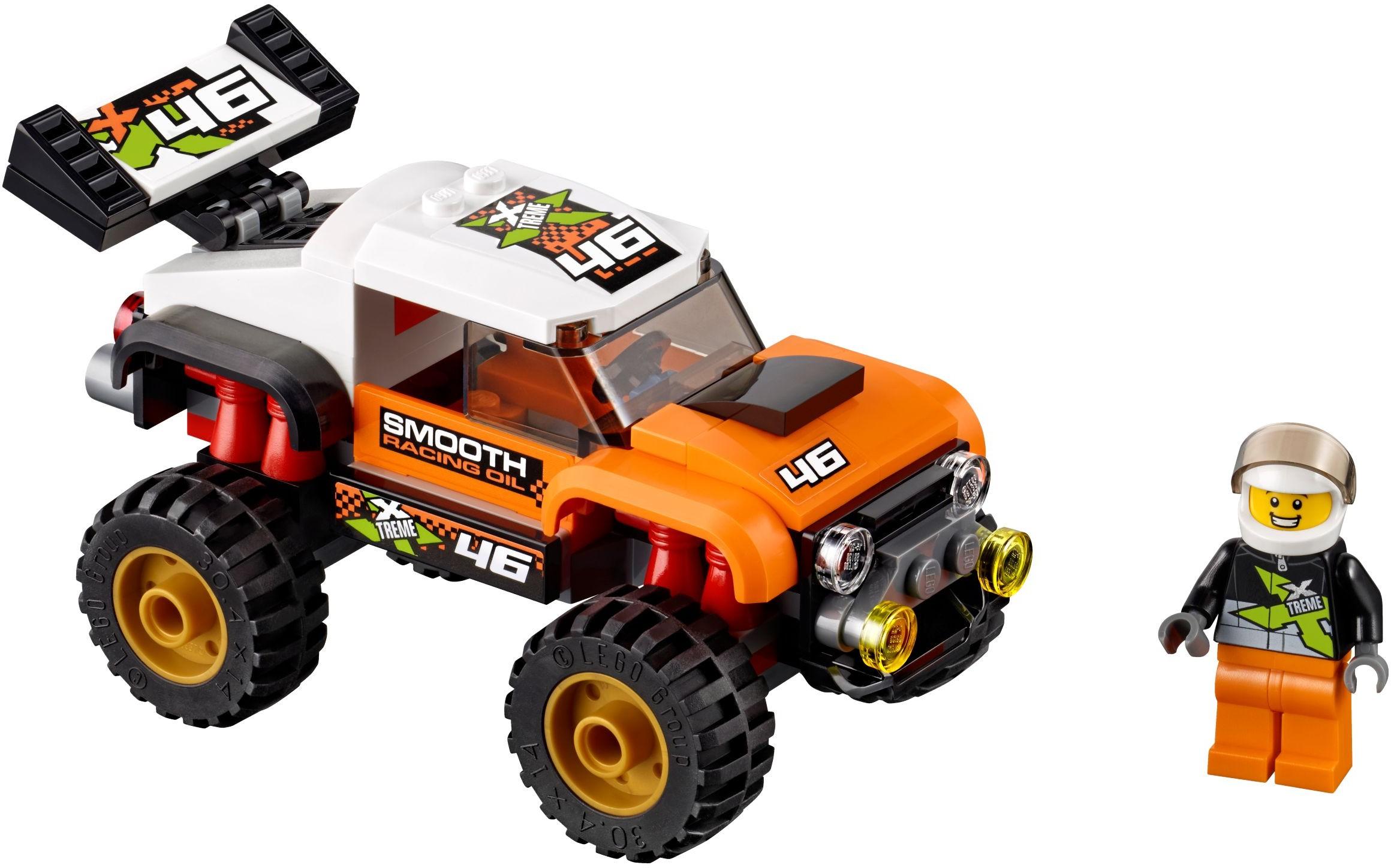 Mua đồ chơi LEGO 60146 - LEGO City 60146 - Xe Tải Địa Hình Biểu diễn (LEGO City Stunt Truck 60146)