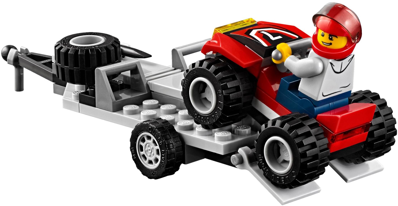 Mua đồ chơi LEGO 60148 - LEGO City 60148 - Đội Xe Đua Vượt Địa Hình (LEGO City ATV Race Team 60148)