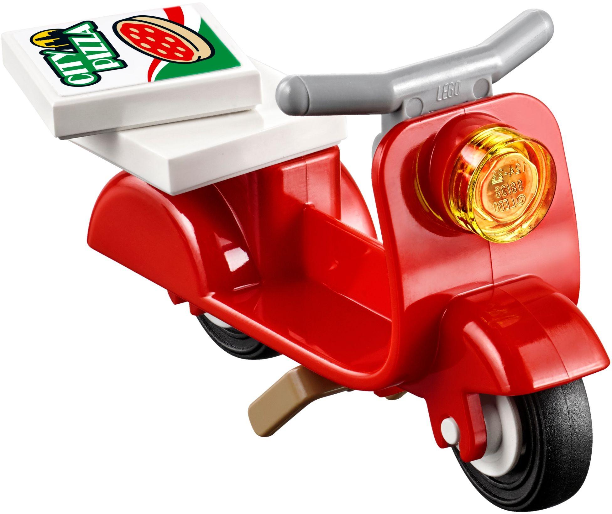 Mua đồ chơi LEGO 60150 - LEGO City 60150 - Xe Tải bán Pizza (LEGO City Pizza Van 60150)