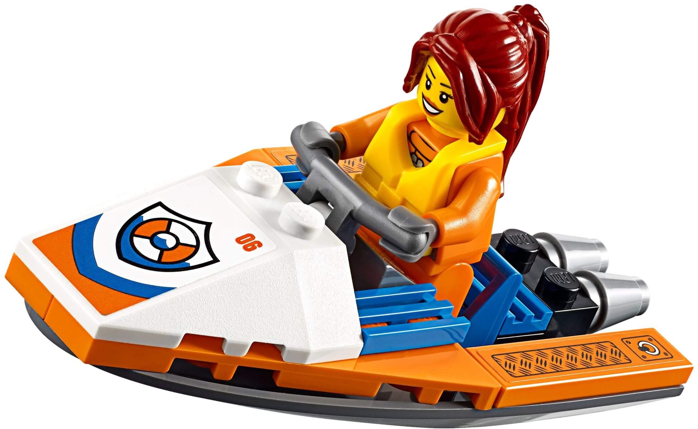 Mua đồ chơi LEGO 60166 - LEGO City 60166 - Trực Thăng Cứu Hộ Lớn (LEGO City Heavy-duty Rescue Helicopter)
