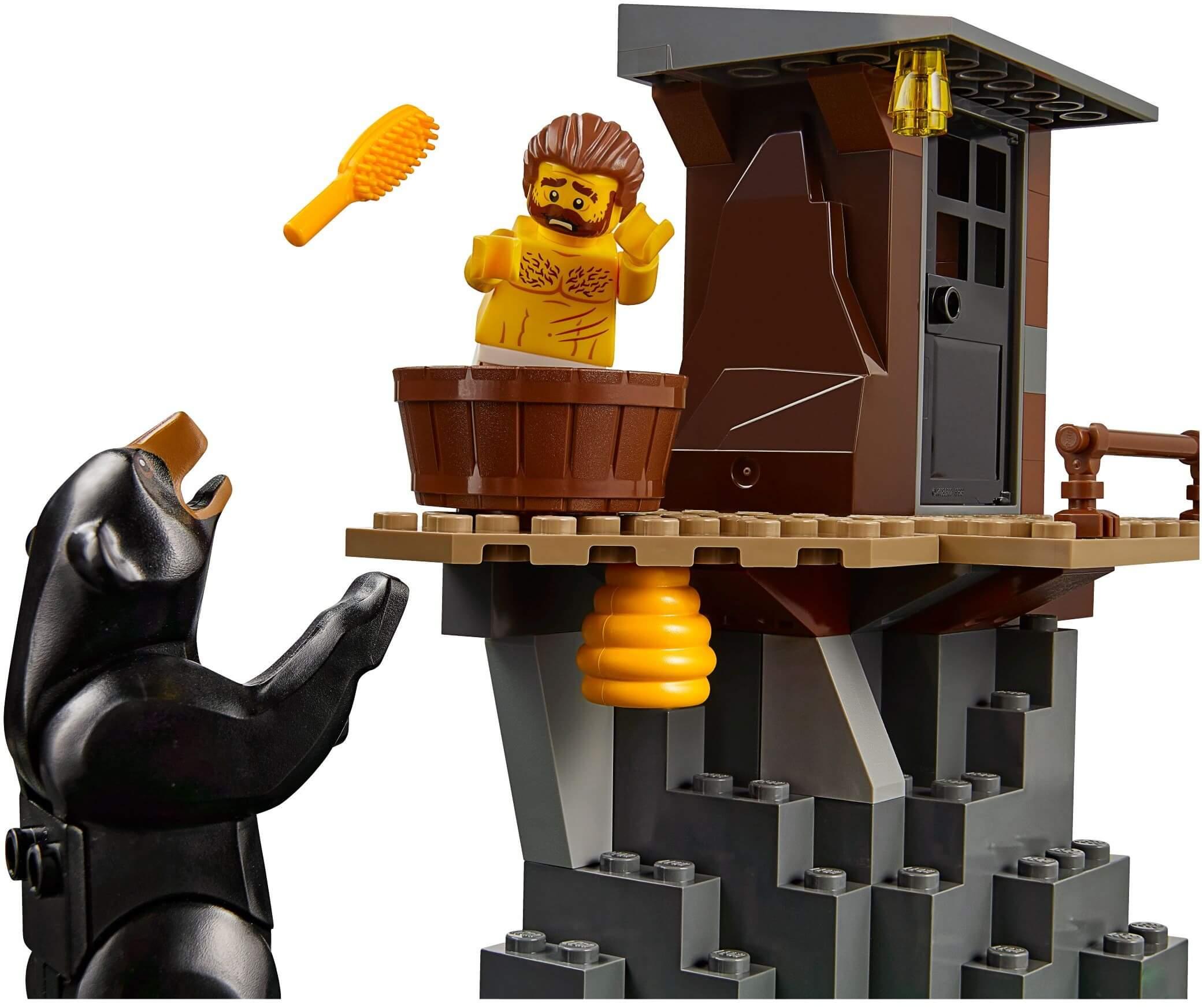 Mua đồ chơi LEGO 60173 - LEGO City 60173 - Trực thăng Cảnh Sát 2 Cánh quạt (LEGO City 60173 Mountain Arrest)