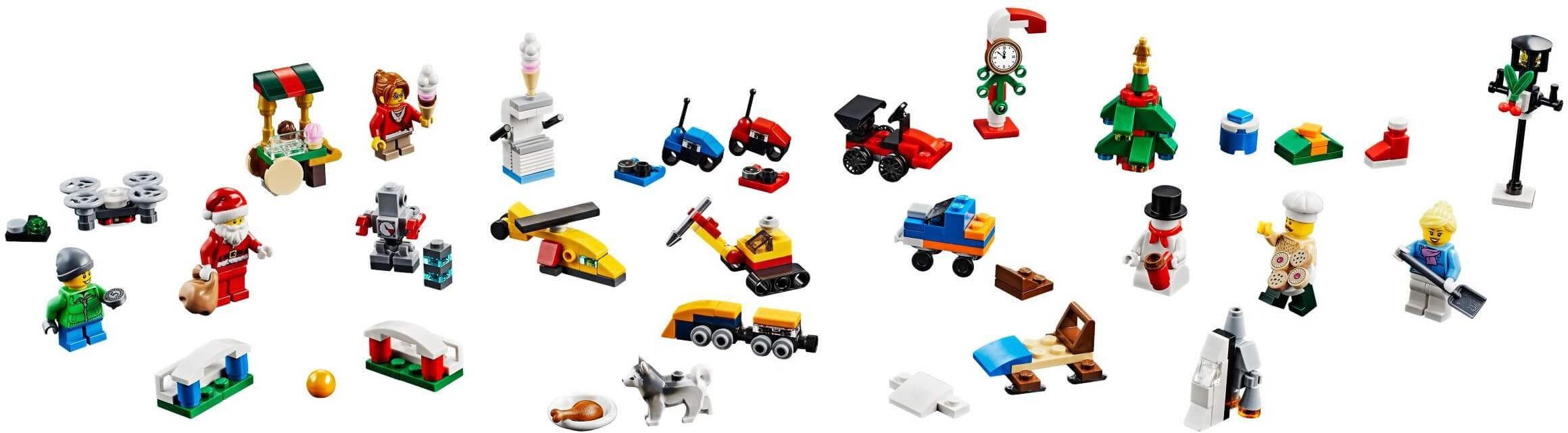 Mua đồ chơi LEGO 60201 - LEGO City 60201 - Bộ Lịch Giáng Sinh LEGO City Advent Calendar (LEGO 60201 LEGO City Advent Calendar)