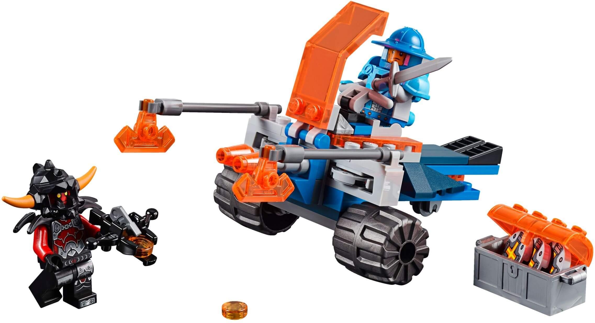 Mua đồ chơi LEGO 70310 - LEGO Nexo Knights 70310 - Xe chiến đấu của các Kỵ sĩ Knighton (LEGO Nexo Knights Knighton Battle Blaster 70310)