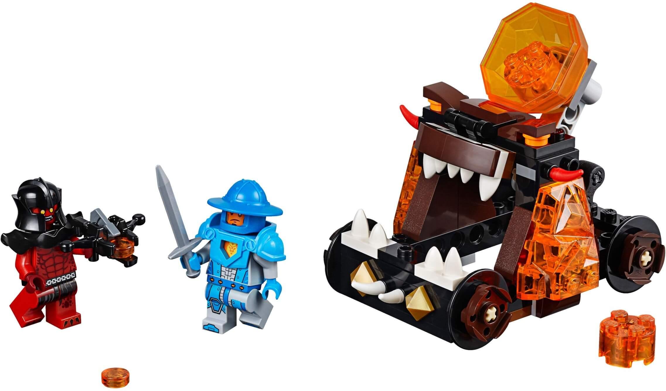 Mua đồ chơi LEGO 70311 - LEGO Nexo Knights 70311 - Máy bắn đá quỷ dữ (LEGO Nexo Knights Chaos Catapult 70311)