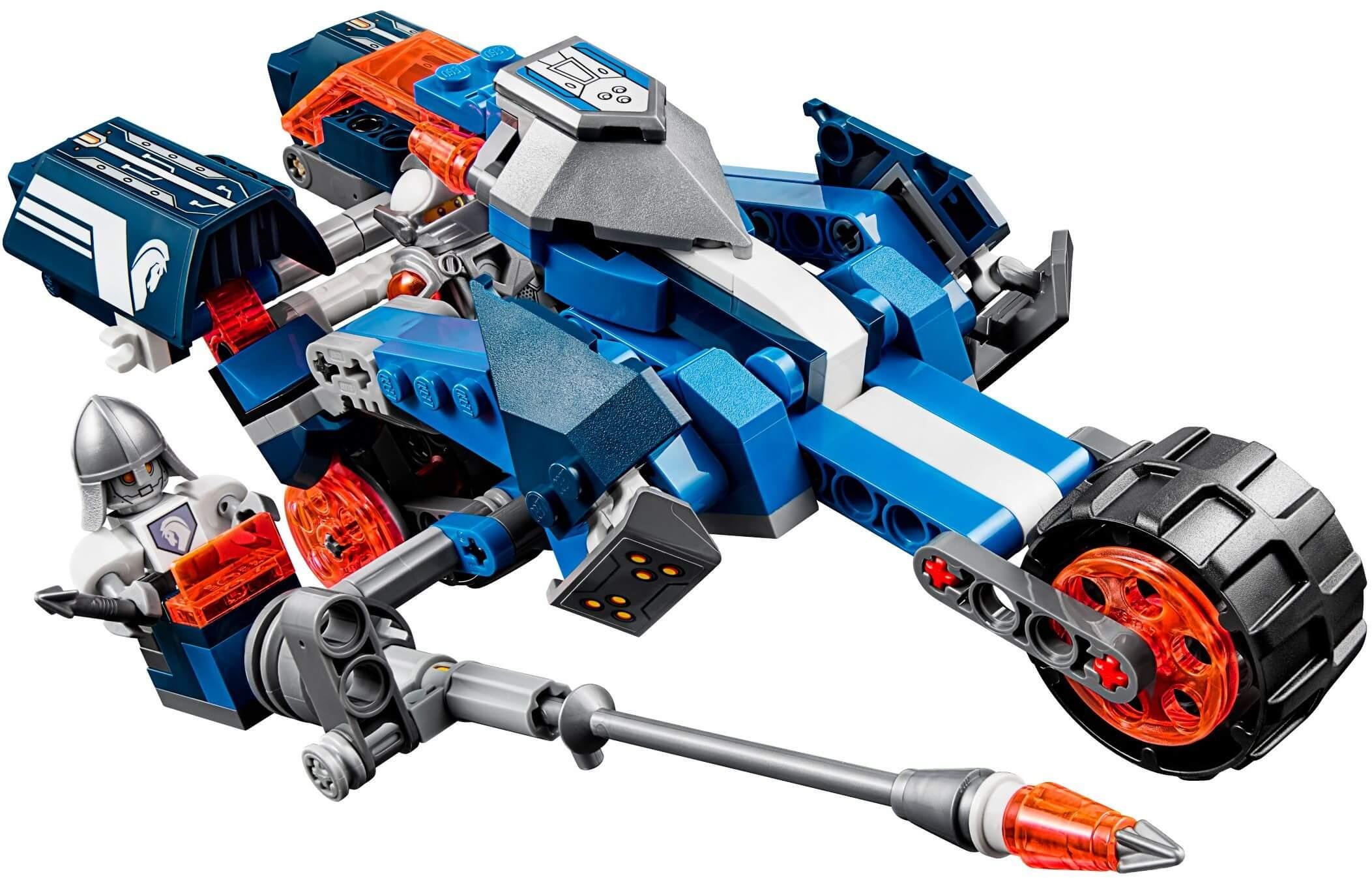 Mua đồ chơi LEGO 70312 - LEGO Nexo Knights 70312 - Ngựa Máy khổng lồ của Lance (LEGO Nexo Knights Lance's Mecha Horse 70312)