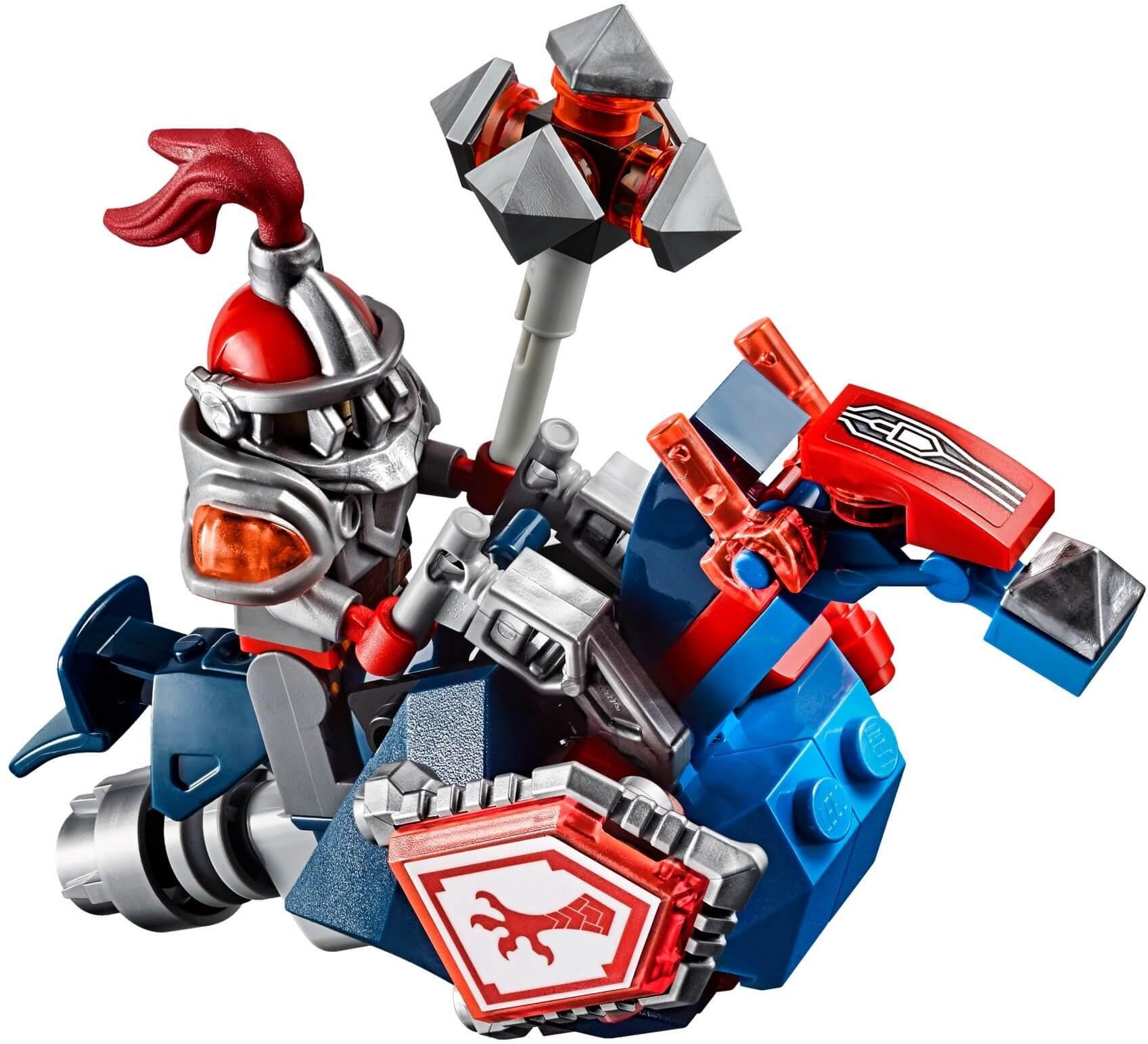 Mua đồ chơi LEGO 70314 - LEGO Nexo Knights 70314 - Cỗ xe quái vật của Chúa tể Thú (LEGO Nexo Knights Beast Master's Chaos Chariot 70314)