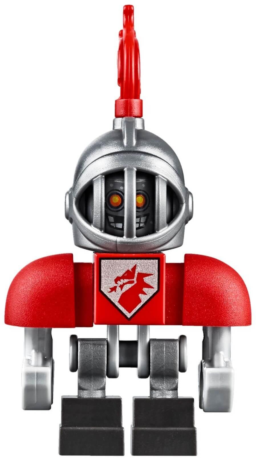 Mua đồ chơi LEGO 70319 - LEGO Nexo Knights 70319 - Siêu Xe Chùy Sấm Sét của Macy (LEGO Nexo Knights Macy's Thunder Mace 70319)