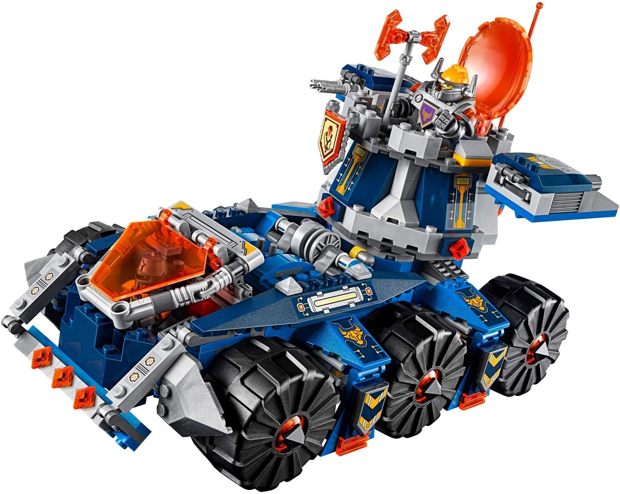 Mua đồ chơi LEGO 70322 - LEGO Nexo Knights 70322 - Tháp Canh di động của Axl (LEGO Nexo Knights Axl's Tower Carrier 70322)