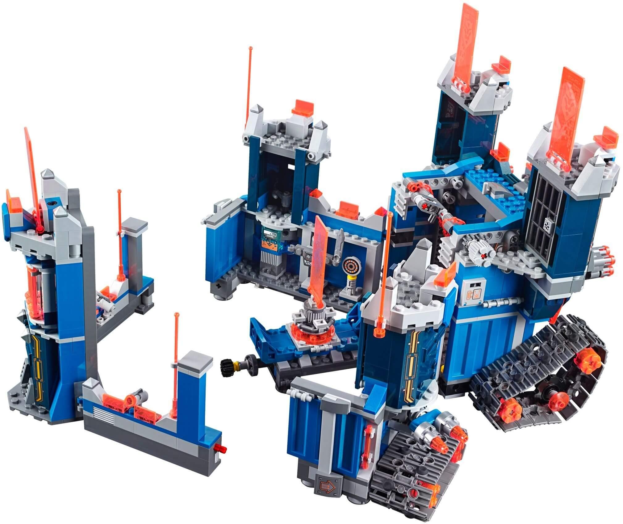 Mua đồ chơi LEGO 70324 - LEGO Nexo Knights 70324 - Bảo vệ Thư viện của Merlok (LEGO Nexo Knights Merlok's Library 2.0 70324)