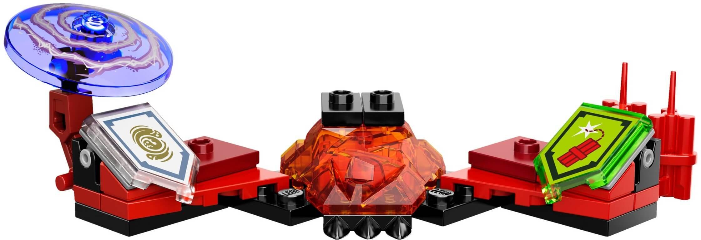 Mua đồ chơi LEGO 70334 - LEGO Nexo Knights 70334 - Chúa tể Thú hùng mạnh (LEGO Nexo Knights Ultimate Beast Master 70334)
