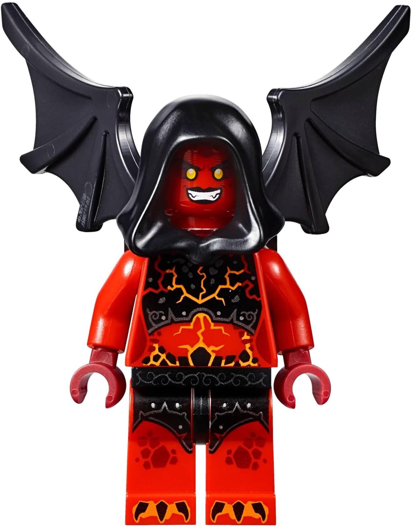 Mua đồ chơi LEGO 70335 - LEGO Nexo Knights 70335 - Chúa tể Lavaria hùng mạnh (LEGO Nexo Knights Ultimate Lavaria 70335)