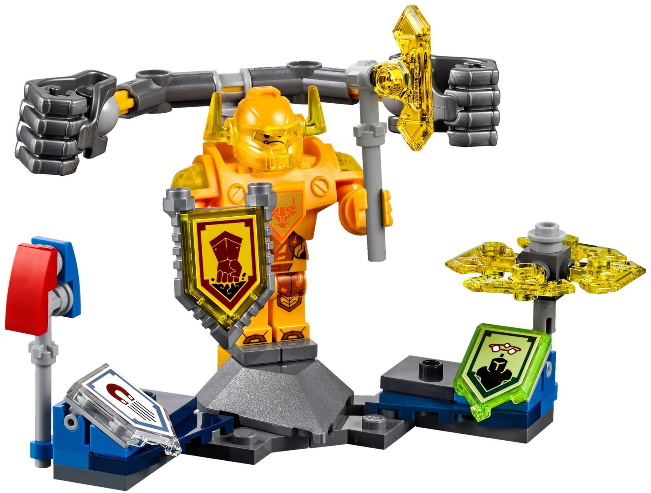 Mua đồ chơi LEGO 70336 - LEGO Nexo Knights 70336 - Hiệp Sĩ Axl Hùng Mạnh (LEGO Nexo Knights Ultimate Axl 70336)