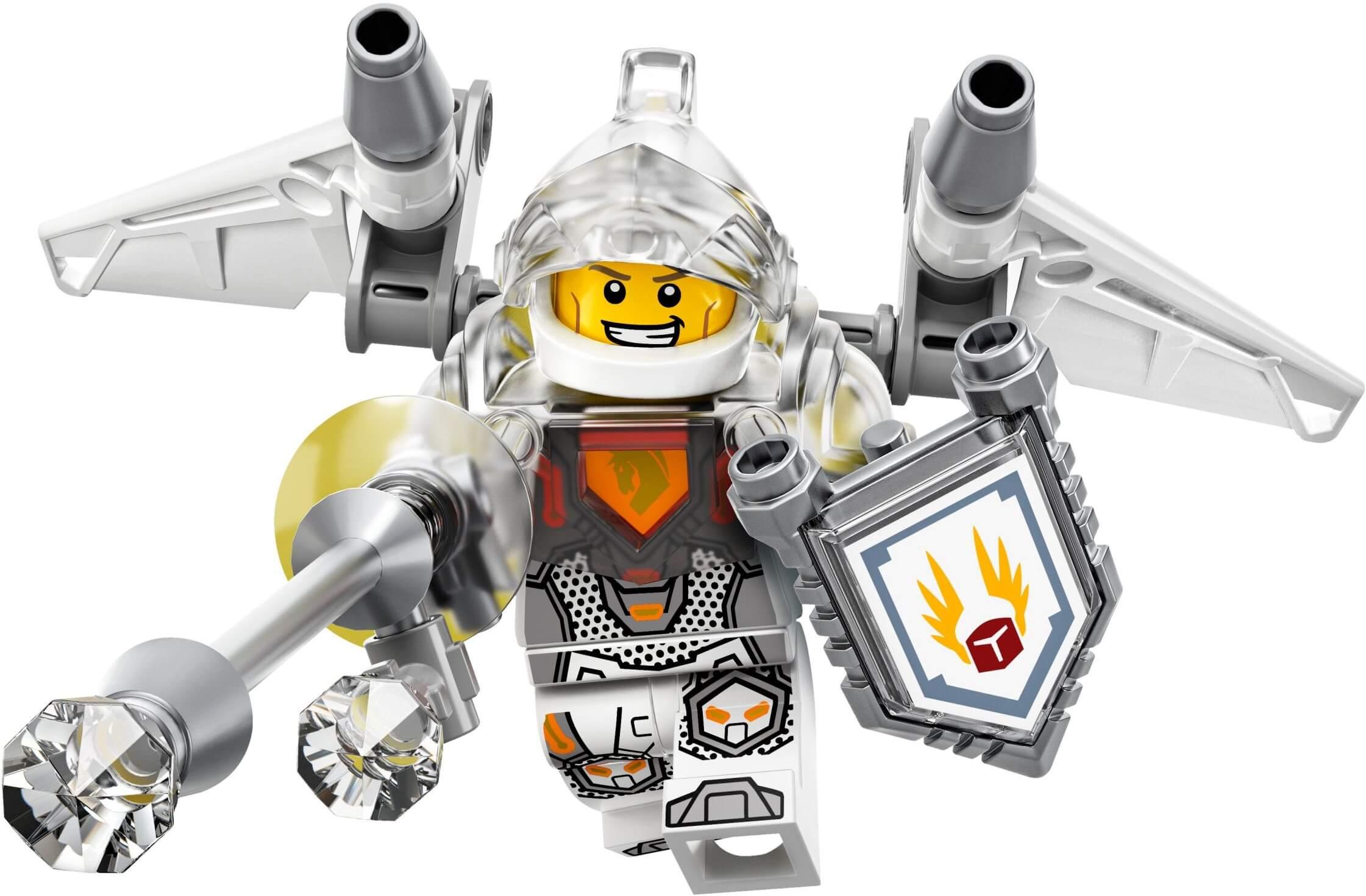 Mua đồ chơi LEGO 70337 - LEGO Nexo Knights 70337 - Hiệp Sĩ Lance Hùng Mạnh (LEGO Nexo Knights Ultimate Lance 70337)