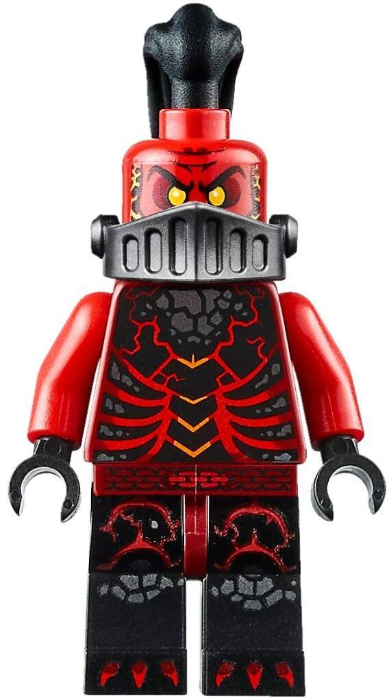 Mua đồ chơi LEGO 70338 - LEGO Nexo Knights 70338 - Mãnh Tướng Dung Nham Magmar (LEGO Nexo Knights Ultimate General Magmar 70338)