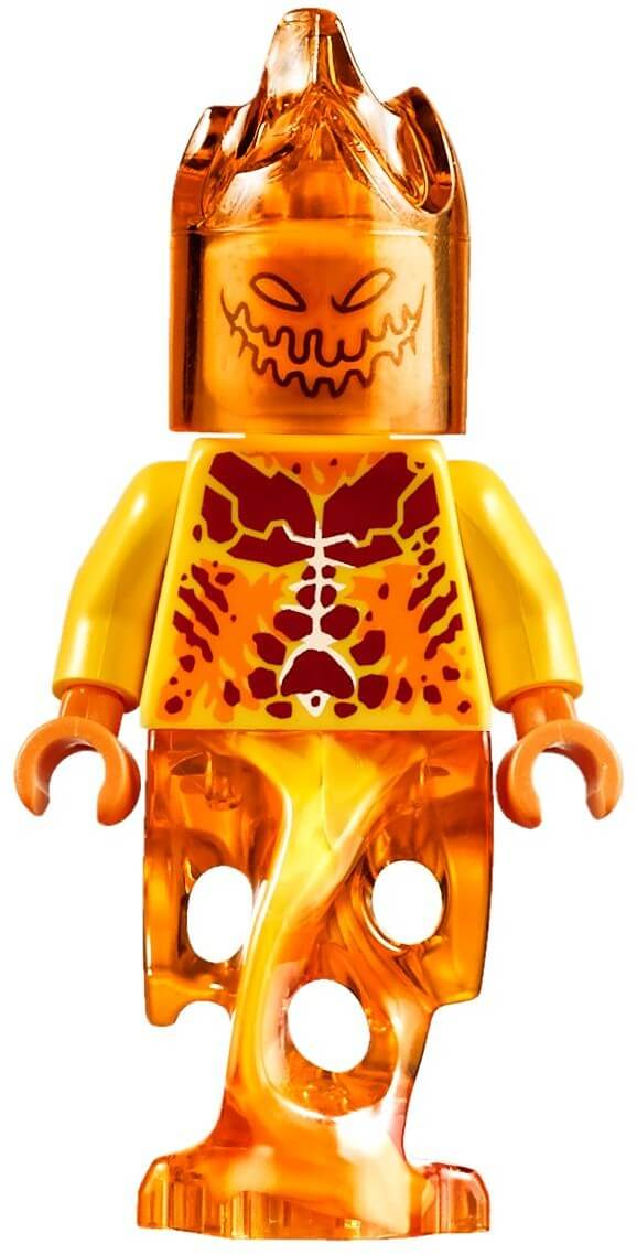 Mua đồ chơi LEGO 70339 - LEGO Nexo Knights 70339 - Chúa Tể Lửa Flama (LEGO Nexo Knights Ultimate Flama 70339)