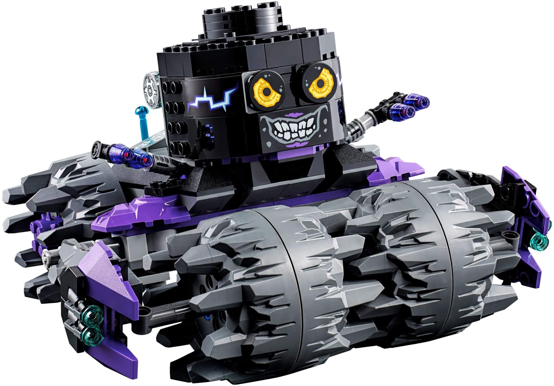 Mua đồ chơi LEGO 70352 - LEGO Nexo Knights 70352 - Pháo Đài Di Động của Jestro (LEGO 70352 Jestro's Headquarters)