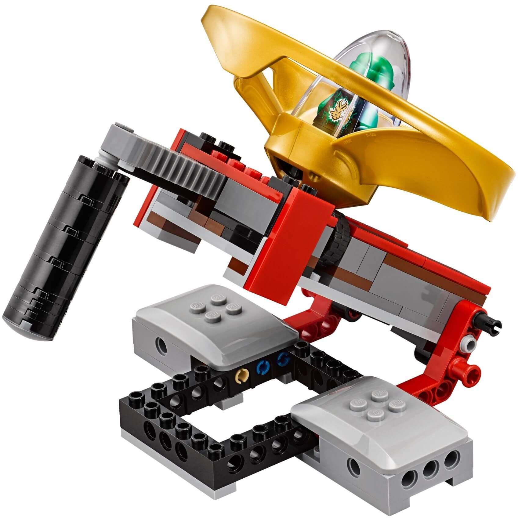 Mua đồ chơi LEGO 70590 - LEGO Ninjago 70590 - Đấu Trường Airjitzu (LEGO Ninjago Airjitzu Battle Grounds 70590)