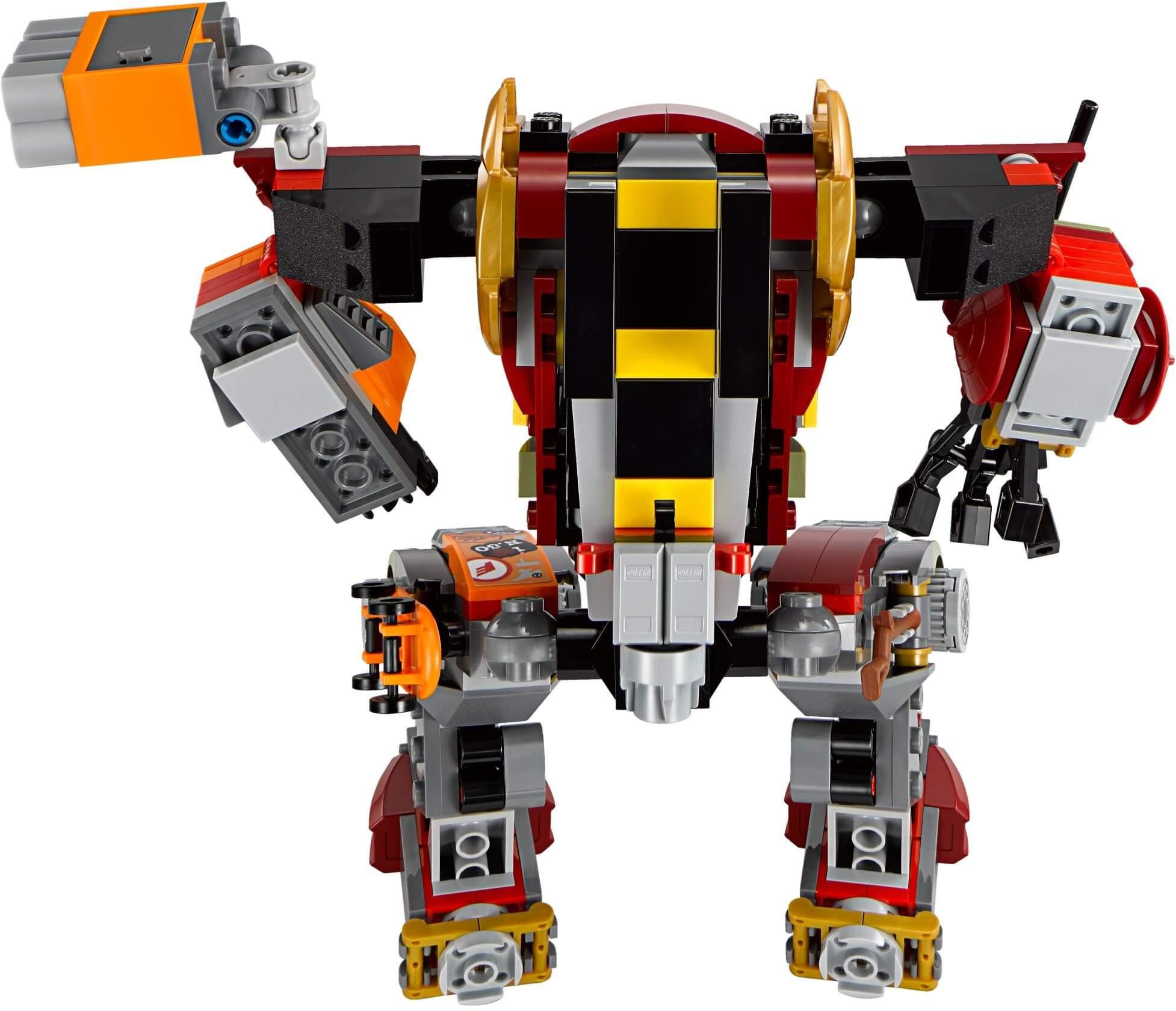 Mua đồ chơi LEGO 70592 - LEGO Ninjago 70592 - Siêu Người Máy của Ronin (LEGO Ninjago Salvage M.E.C. 70592)